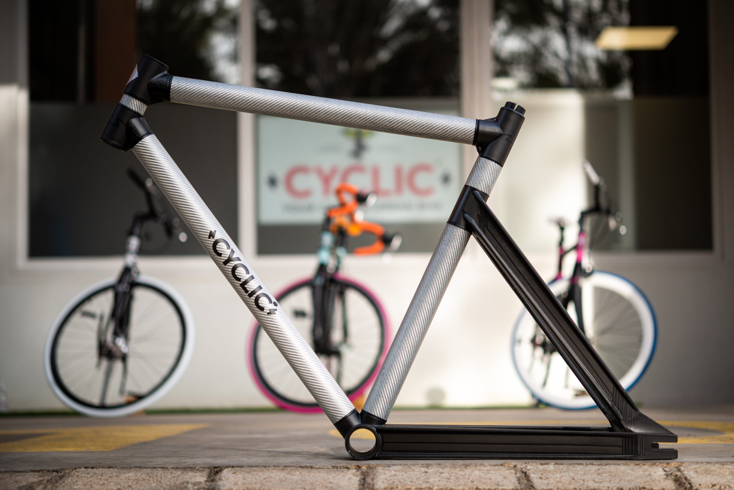 bicicleta cyclic